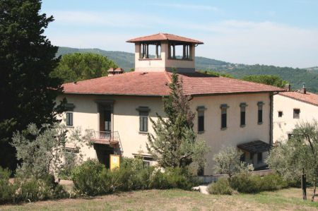 Corte di Valle Bed and Breakfast accommodations in Chianti