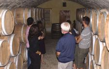Wine tour at Corte di Valle